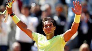 Thắng dễ Federer, Nadal lần thứ 12 vào chung kết Roland Garros