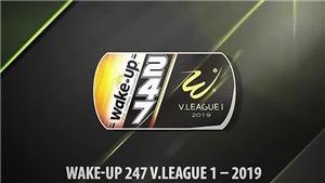 Bảng xếp hạng V League 2019