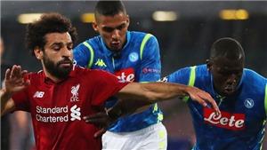 Xem trực tiếp bóng đá Liverpool vs Napoli (23h00 hôm nay)