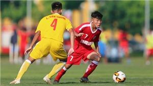 Link xem trực tiếp bóng đá U19 CAND vs SLNA. U19 quốc gia 2020