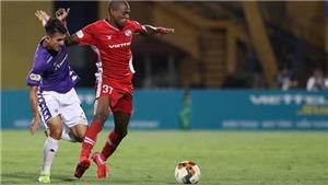 Viettel 1-1 Hà Nội: Vắng Quang Hải, Hà Nội lại không thắng