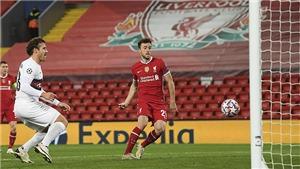 Video clip bàn thắng trận Liverpool vs Midtjylland