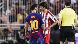 Link xem trực tiếp bóng đá Atletico vs Barcelona. Trực tiếp bóng đá Tây Ban Nha vòng 10