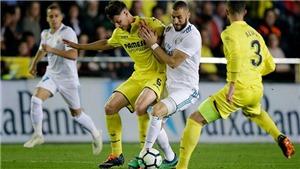 Link xem trực tiếp Villarreal vs Real Madrid. Trực tiếp bóng đá Tây Ban Nha vòng 10