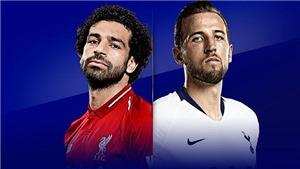 Link xem trực tiếp Liverpool vs Tottenham. Trực tiếp bóng đá Ngoại hạng Anh vòng 13