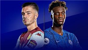 Link xem trực tiếp Chelsea vs Aston Villa.Xem trực tiếp bóng đá Ngoại hạng Anh vòng 16