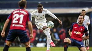Link xem trực tiếp Osasuna vs Real Madrid. BĐTV trực tiếp bóng đá Tây Ban Nha