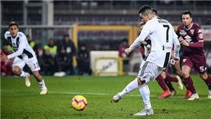 Link xem trực tiếp Torino vs Juventus. FPT Play trực tiếp bóng đá Ý