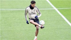 Real Madrid: Varane mắc Covid-19, vắng mặt ở đại chiến với Liverpool