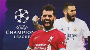 Cập nhật trực tiếp bóng đá tứ kết Cúp C1 châu Âu: Real Madrid vs Liverpool, Man City vs Dortmund