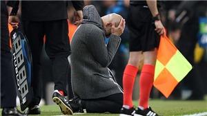 Man City vẫn vô duyên với Champions League: Pep Guardiola trả giá vì... quá sáng tạo
