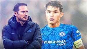 Thiago Silva chính thức gia nhập Chelsea