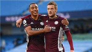 Man City 2-5 Leicester: Vardy thăng hoa lập hat-trick, City thua vì 3 quả 11m