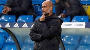 Pep Guardiola vẫn tự tin vô địch sau trận hòa với tân binh Leeds