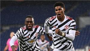 Ferdinand: 'Rashford sẽ sớm đạt tới đẳng cấp thế giới'