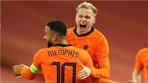 Hà Lan 1-1 Tây Ban Nha: Sao MU tiếp tục ghi bàn, Sergio Ramos lập kỷ lục