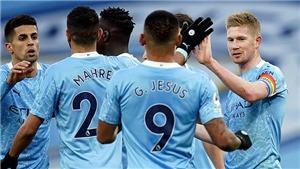 Man City 2-0 Fulham: Sterling và De Bruyne bùng nổ, đưa Man City vào Top 4