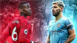 MU vs Man City: 10 năm đổi màu thành phố Manchester