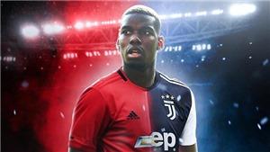 Chuyển nhượng MU 17/1: Juventus quyết mua Pogba. MU tìm kiếm tiền vệ phòng ngự