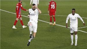 Real Madrid 2-0 Granada: Thắng nhẹ nhàng, Real bám đuổi Atletico Madrid