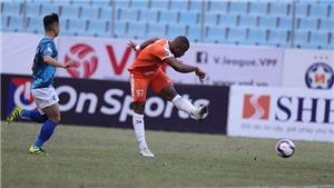 Trực tiếp bóng đá Việt Nam: Đà Nẵng vs Hà Tĩnh (17h00 hôm nay)