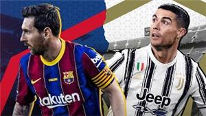 Ronaldo và Messi trước nguy cơ bị loại ở vòng 1/8 lần đầu tiên sau 16 năm