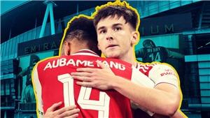 Kieran Tierney trên đường trở thành đội trưởng của Arsenal