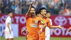 BĐTV, VTV6 trực tiếp bóng đá V-League: Đà Nẵng vs Hà Tĩnh (17h00, 13/3)