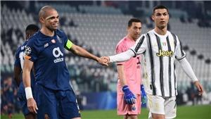 Juventus: Ronaldo hoàn toàn bị Pepe 'bỏ túi'