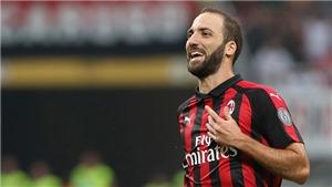 Video clip bàn thắng AC Milan 3-1 Chievo: Show diễn của Gonzalo Higuain