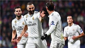 Video clip Viktoria Plzen 0-5 Real Madrid: Sức mạnh hủy diệt của nhà ĐKVĐ