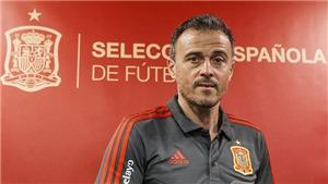 Luis Enrique từ chức HLV trưởng Tây Ban Nha