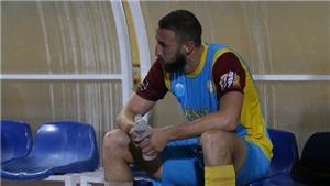 Đội trưởng Khánh Hòa 'nổi điên' sau thất bại trước Viettel