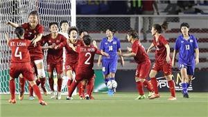 Giành HCV SEA Games 2019, nữ Việt Nam bỏ xa Thái Lan trên BXH FIFA tháng 12