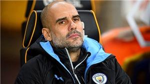 Man City: Pep Guardiola lập 'kỷ lục buồn' chưa từng thấy trong sự nghiệp