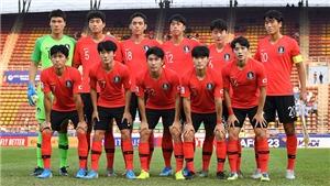 Trực tiếp bóng đá U23 Hàn Quốc vs U23 Jordan: Chờ U23 Hàn Quốc phô diễn sức mạnh