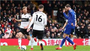 Fulham 1-2 Chelsea: Higuain và Jorginho nổ súng, Chelsea nhọc nhằn vượt qua Fulham