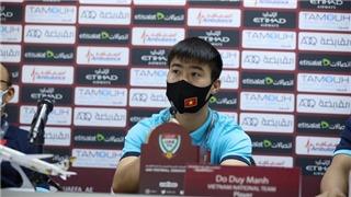 HLV Park Hang Seo: 'UAE tấn công mạnh, trận đấu rất khó khăn'
