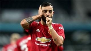 Bóng đá hôm nay 20/10: Fernandes đeo băng đội trưởng MU. Liverpool lại 'gặp hạn'