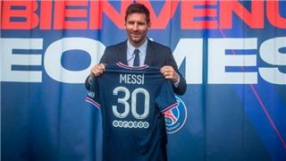 Football today August 20: MU put Mbappe in the sights.  Messi can't make his debut for PSG