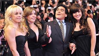Những ai được thừa kế tài sản của Maradona?