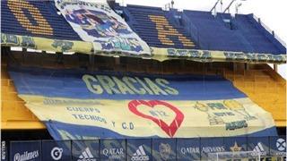 Cầu thủ Boca tưởng nhớ Maradona, khiến con gái huyền thoại bật khóc