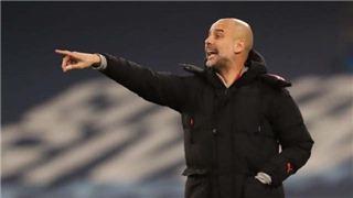 Pep Guardiola quát tháo cầu thủ Man City do không kiểm soát được bản thân
