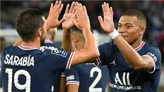Transfer 20/8: PSG confirmed Mbappe's future.  Shocked by Benzema's release clause