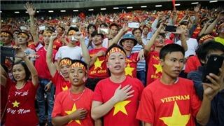 Trước trận gặp Malaysia, CĐV Việt Nam từng bị phạt nhiều lần hành động quá khích