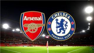 LIVE football Arsenal vs Chelsea, English Premier League (22:30, 22/8)
