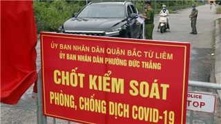 Covid-19 epidemic on the evening of August 20: Hanoi recorded 81 new positive cases in the past 24 hours