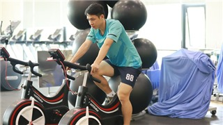 Midfielder Hung Dung: 'I will return in the 2022 season'