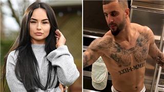 Kyle Walker: Lừa dối bạn gái, làm người mẫu Anh mang bầu, thác loạn giữa đại dịch Covid-19