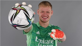 Arsenal officially signed Aaron Ramsdale